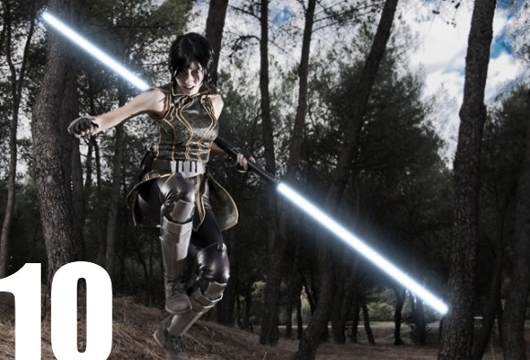 The Perfect Ten Amazing amateur MMO cosplay