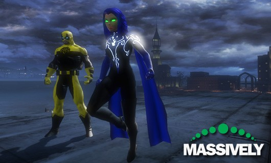 DCUO screenshot