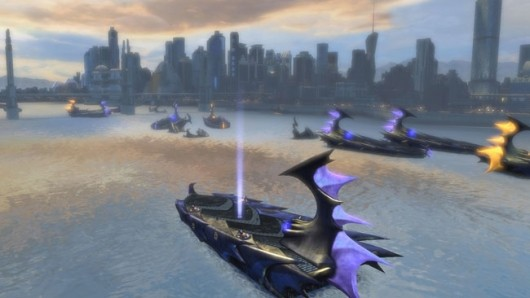 DCUO tides of war event