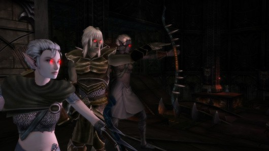 DDO: Menace of the Underdark screenshot
