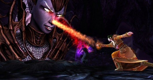 DDO opens a window to Menace of the Underdark raid