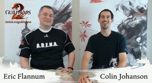ArenaNet devs talk legendary weapons, end game, and more