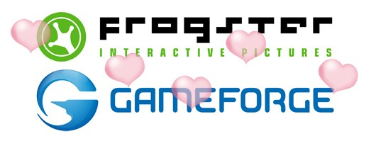 Frogster changes name to Gameforge Berlin AG