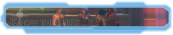 Hyperspace Beacon Tips for roleplaying in The Old Republic