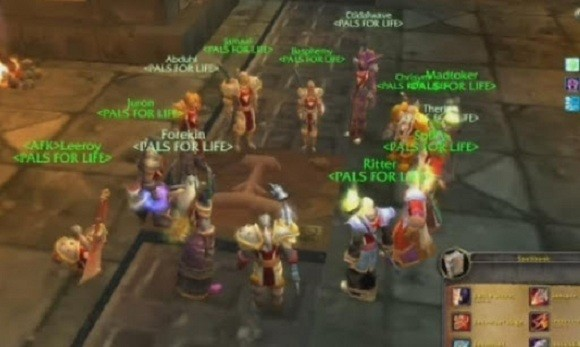 The Guild Counsel Five Golden Rules of Raid Leadership