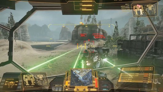 MechWarrior Online Q&A talks BattleTech stats, weapons, and more