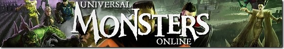 Universal Monsters Online title image