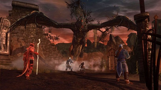Perfect World shows off Neverwinter E3 recap video