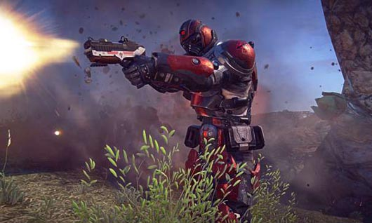 PlanetSide 2 - Terran Republic, obviously the superior faction