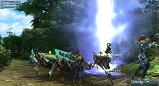 Phantasy Star Online 2 coming to NA and EU early next year