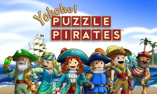 The Game Archaeologist Puzzle Pirates