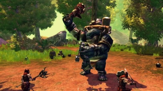 RaiderZ announces closed beta date, PAX trip giveaway