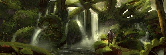 Guild Wars 2 concept art