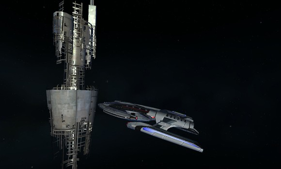 Captain's Log Star Trek Online launches Season Six! construction