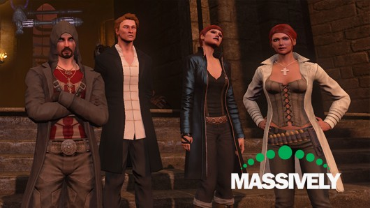 Funcom details The Secret World's celebration weekend