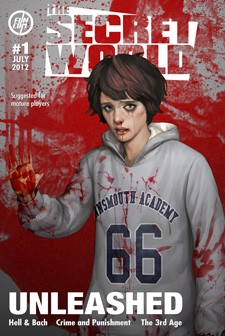 The Secret World Issue #1: Unleashed