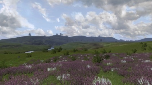 How Turbine made Lord of the rings Online's Rohan region