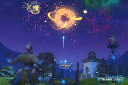 WildStar's holidays on display