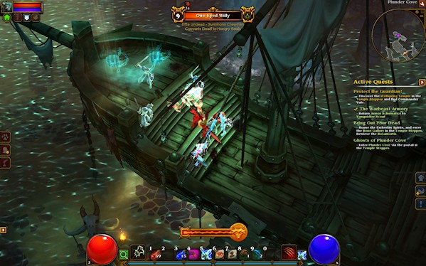 Torchlight 2 by James