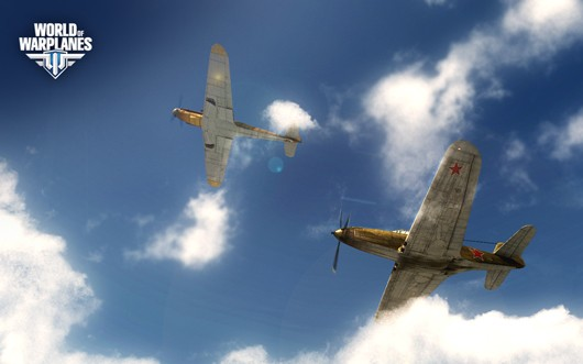 World of Warplanes devs working on expert mode, control schemes