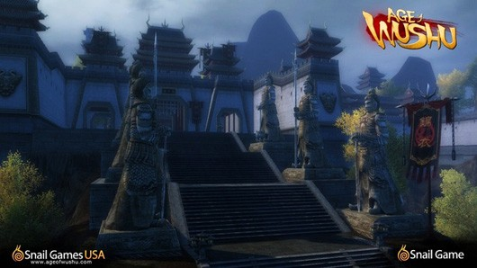 Age of Wushu launch announced for Oct 18th