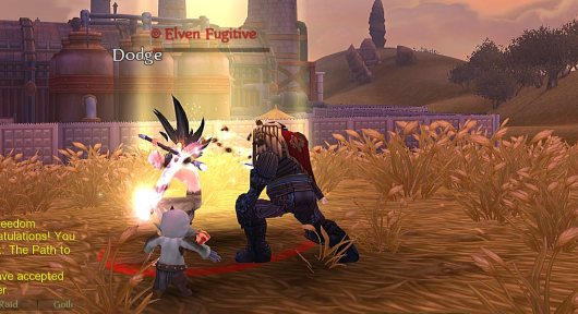 Allods Online screenshot