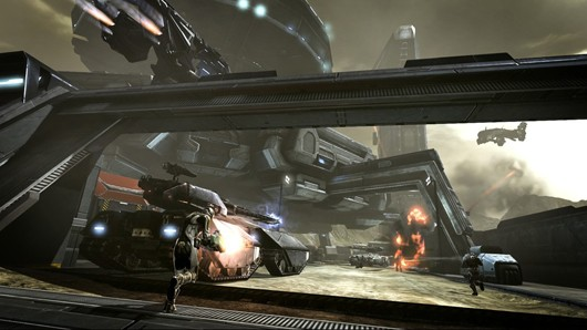 DUST 514 and EVE Online 'initial integration' now playing on Singularity test server