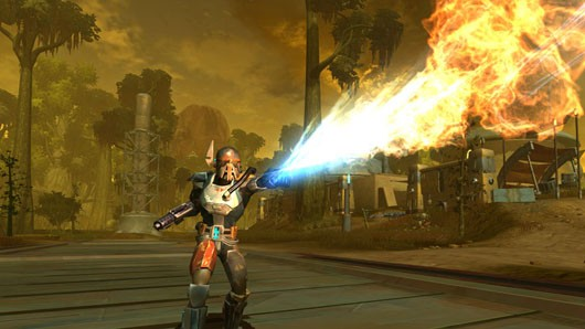 EA says Star Wars The Old Republic f2p a direct result of player feedback