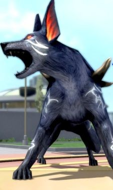 Combine the wolf transformation power with the spikes power and... OH GOD IT HURTS SO MUCH MAKE IT STOP.