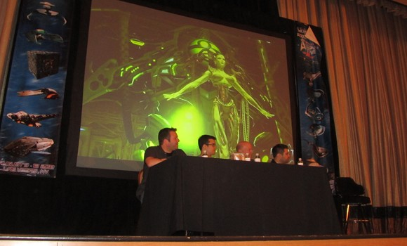 STO Cryptic panelists