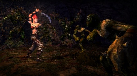 Dungeons & Dragons Online screenshots released