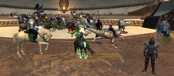 eq2pvplobby The Tattered Notebook: Duking it out in EQIIs level agnostic battlegrounds