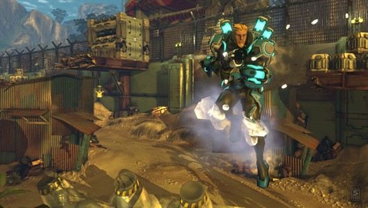 Firefall beta tournament to debut at gamescom