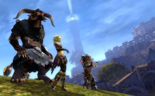 Guild Wars 2 announces stress test for tomorrow