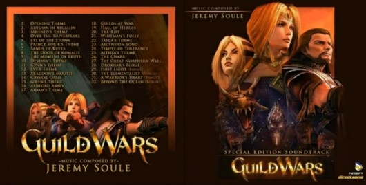 Jukebox Heroes Guild Wars Prophecies