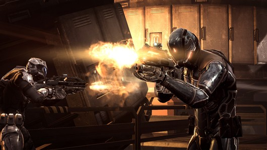CCP releases new DUST 514 screens, 'precursor' beta client