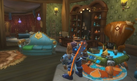 WildStar announces  and shows  its housing system