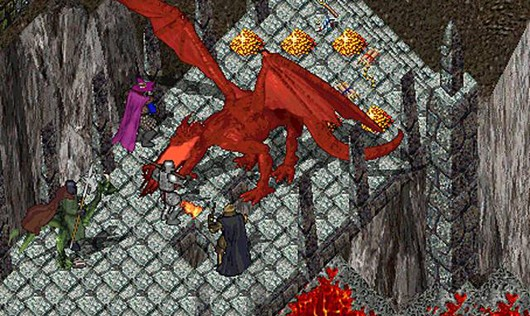 Ultima Online - Stop fooling around with social games and make Ultima 2 you silly devs
