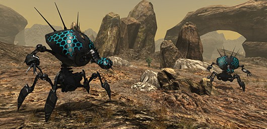 The Repopulation - July update