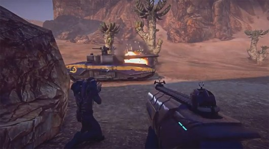 PlanetSide 2 dev diary video shows off Light Assault gameplay