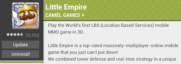 Little Empire description