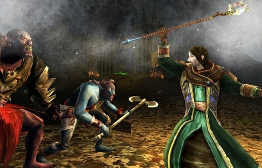 LotRO's Loremasters get buff  and buff others  in Riders of Rohan