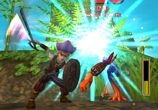 MMO Family Pirate101 and the Pixar Effect