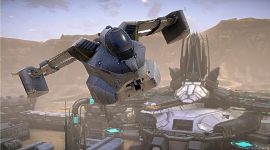 PlanetSide 2 lifts NDA, has North American debut at PAX