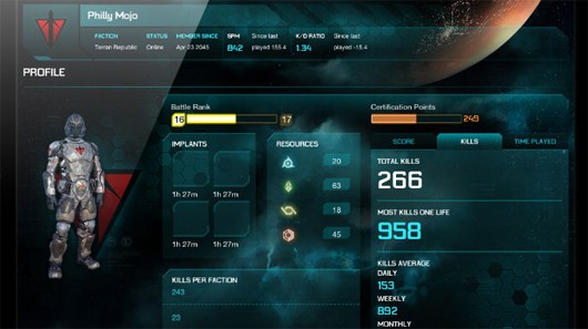 PlanetSide 2 mobile app to feature 'near realtime' map updates, voice chat