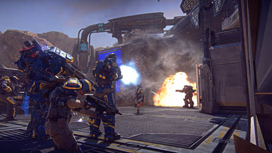 SOE releases new PlanetSide 2 video, video contest