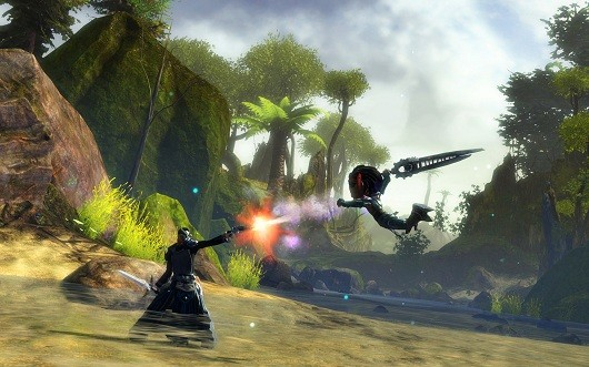 Guild Wars 2: hijinks ensue