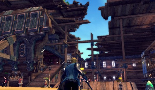 RaiderZ beta screenshot