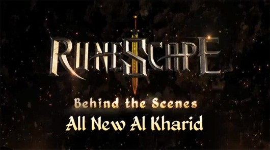 RuneScape behindthescenes video rebuilds AlKharid