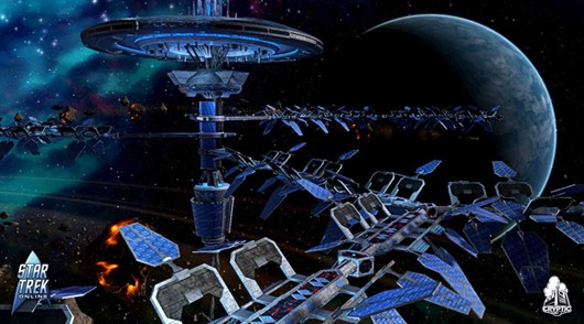 Cryptic producer Star Trek Online 'not dying by any means'